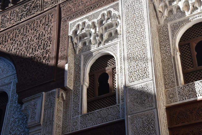 Arabic architecture_Dar Jamai_Meknes_PD