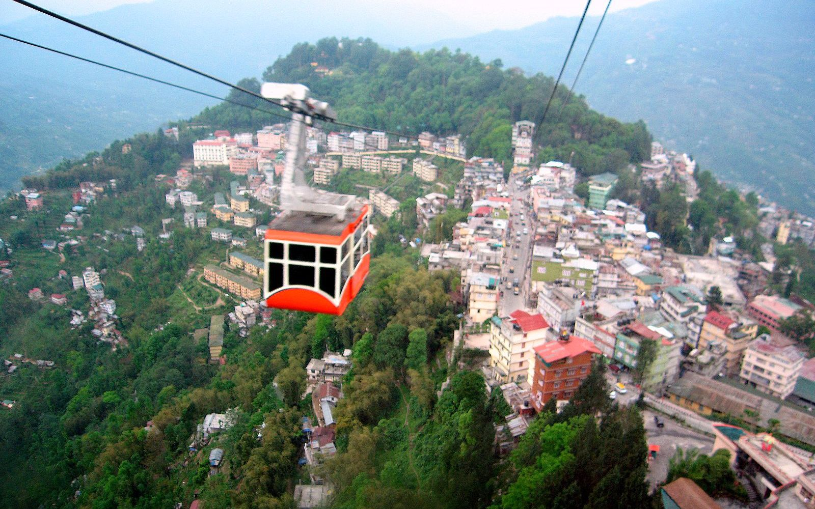 Gangtok Tales: The City of Snowy Peaks