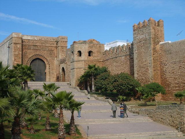 Kasbah of the Udayas_Rabat_CCBYSA3.0_Wiki