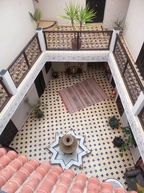 A Riad aka Casba in Marrakech_PD