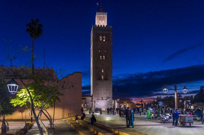 Ben Youssef Mosque_Marrakech_Morocco_PD