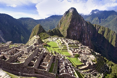 spirit lines ley line of inca empire in Peru