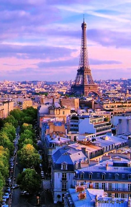 Paris_decide where you want to go_Tips On How To Plan A Perfect Vacation