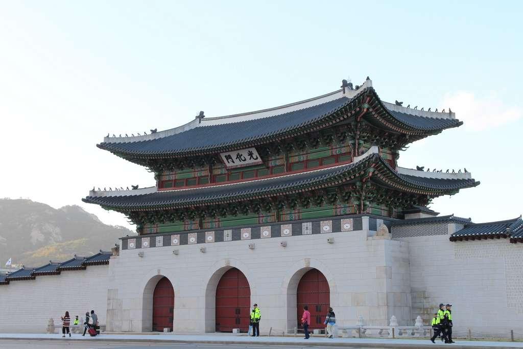 korea-seoul-gwanghwamun
