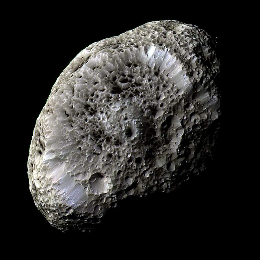 Hyperion saturn's moon
