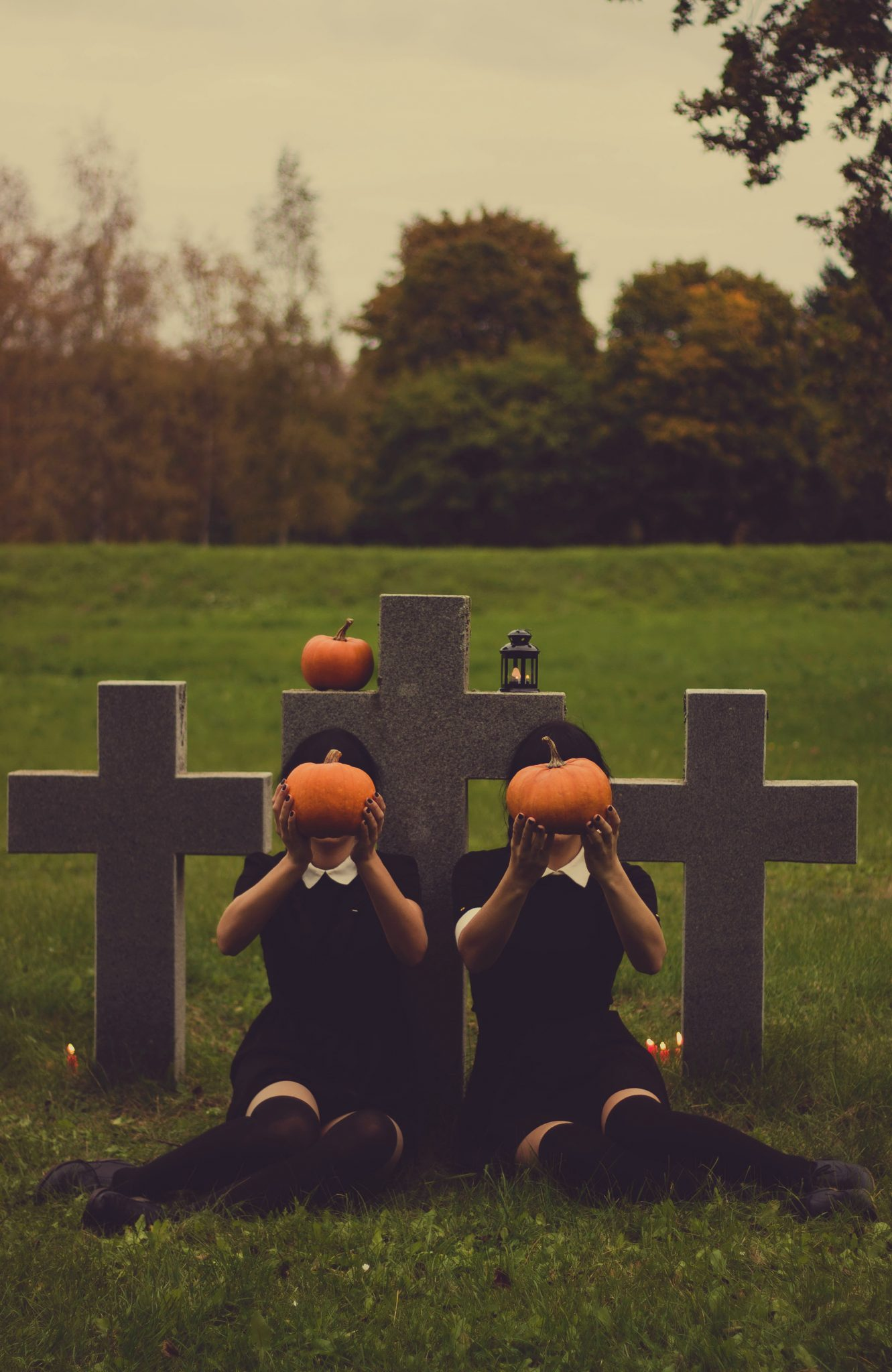 Halloween and All Saints Day