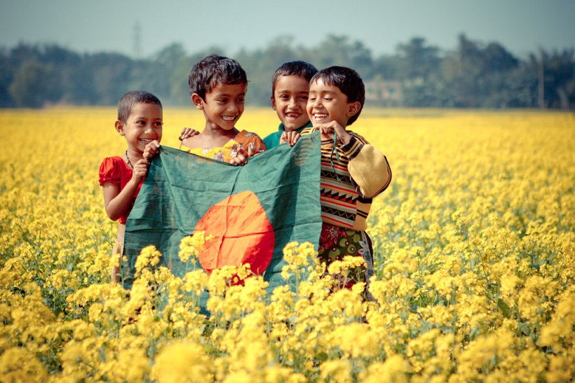 Bangladeshi children Bangladesh