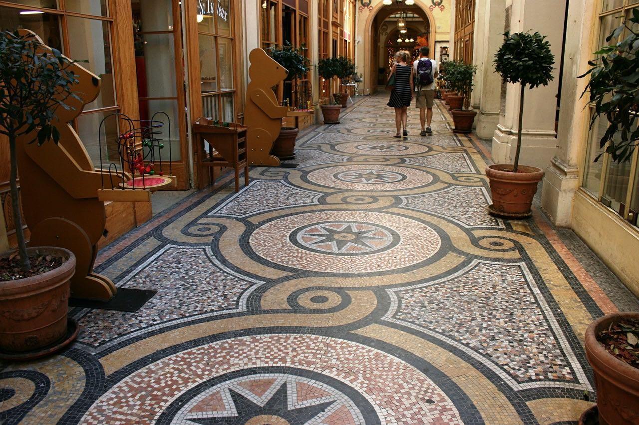 Galerie Vivienne Paris Market_PD