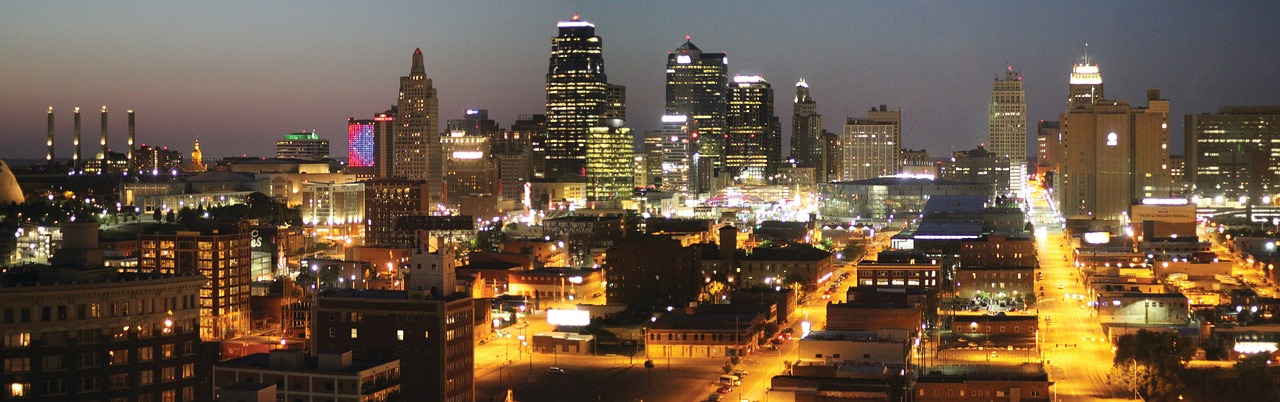 Kansas City Downtown Skyline_PD