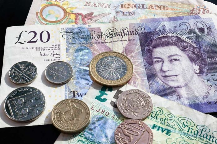 pound-coins-currency-bank-note