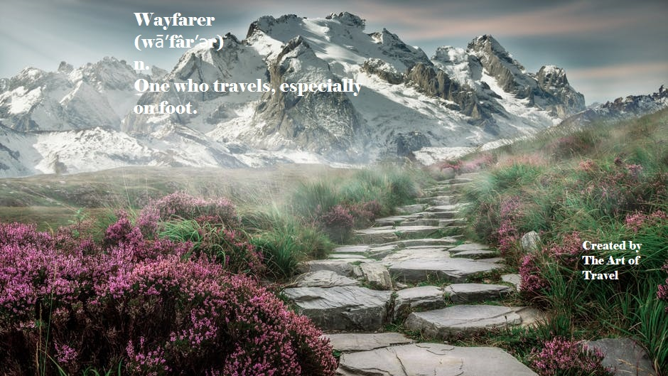 Synonymous Words for Travel Lovers