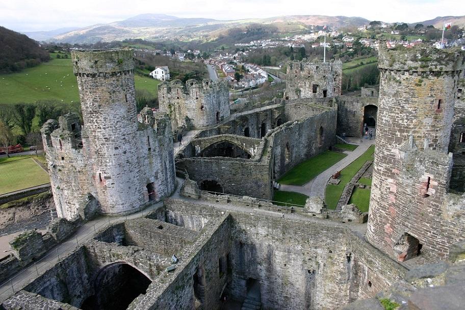 Conwy-castle_North Wales