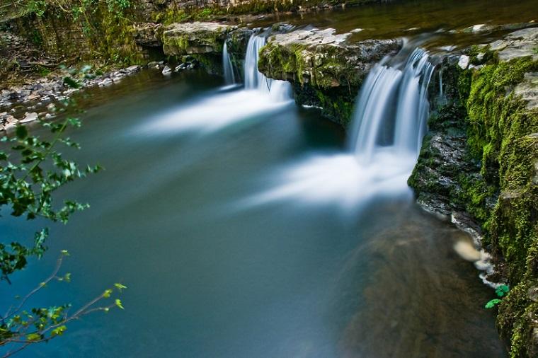 water-falls_Wales_UK
