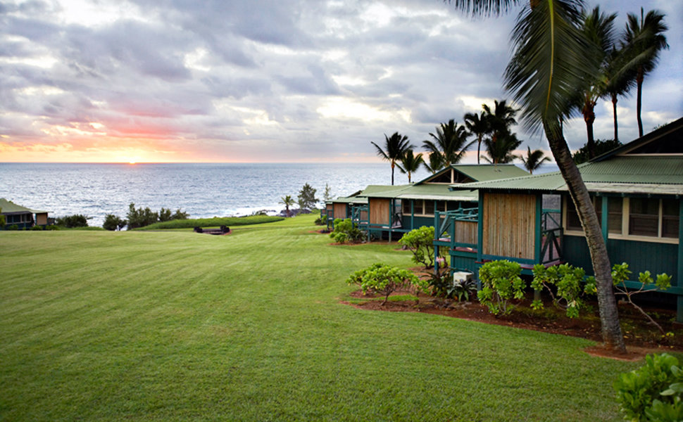 Best Water Sport Resorts in the world. Travaasa Hana, Maui is one of them.