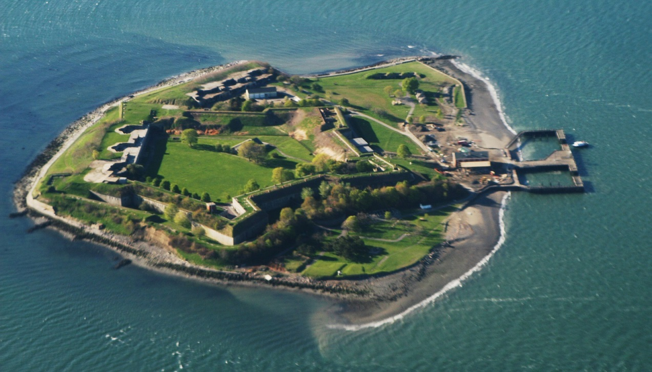 Boston Harbor Islands_Georges_Island