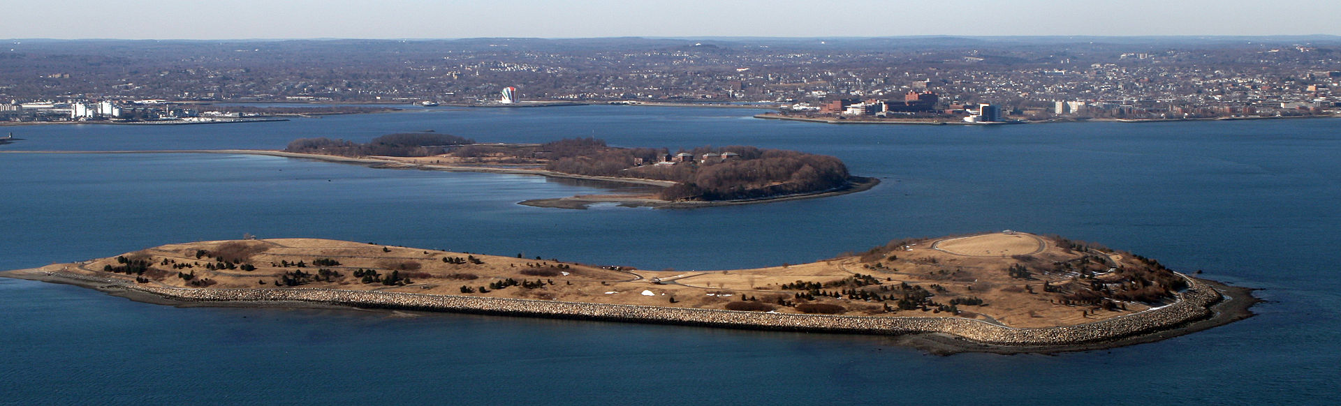 Boston Harbor Islands_Spectacle_Island_Massachusetts