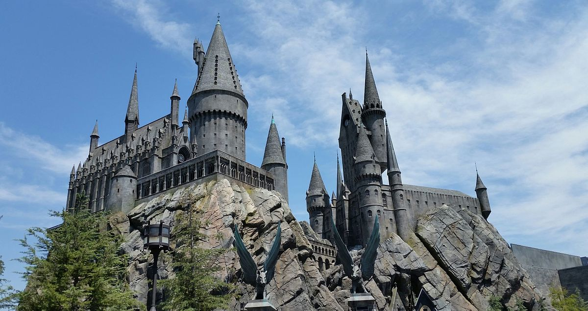 Hogwarts_World_of_Harry_Potter_Universal Studios_Los Angeles
