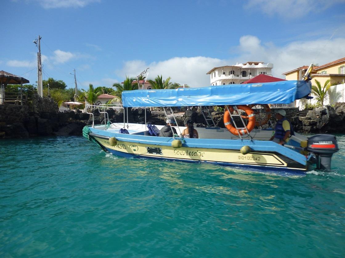 Water_taxi_ride_Puerto_Ayora_Island_Santa_Cruz_Galapagos