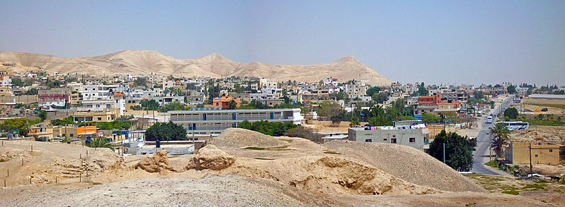 Jericho_today_west bank palestine israel