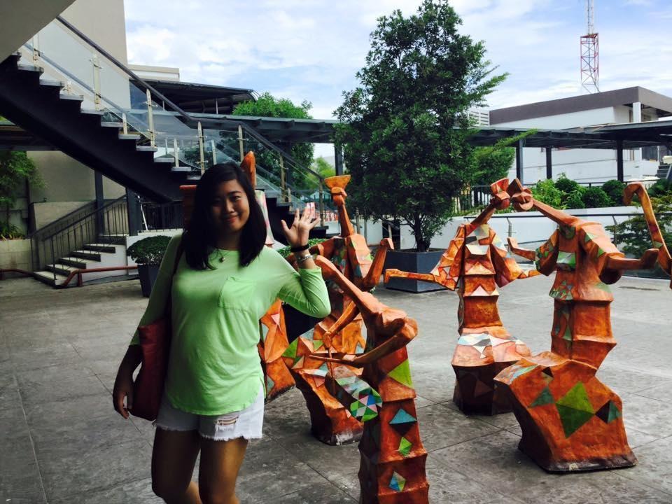 Karla_Dacanay. Full name Maria Karla Lorraine Dacanay. From Davao City_Philippines.