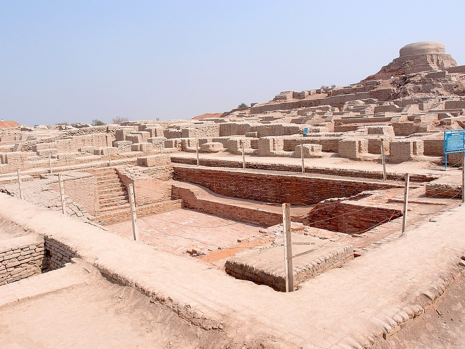 Mohenjo-daro_ancient_Indus_Valley_Civilization
