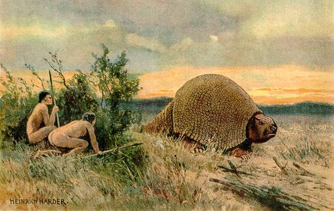 Paleo Human Hunter Gatherers