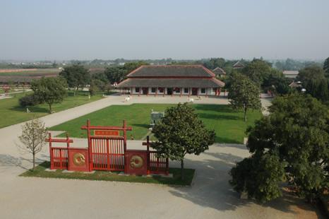 Yinxu_China