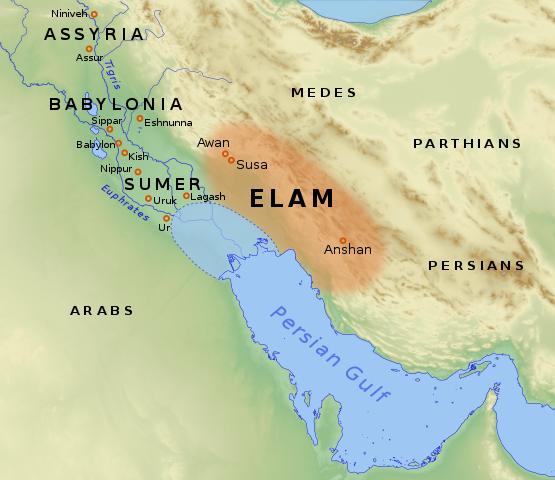ancient cities region