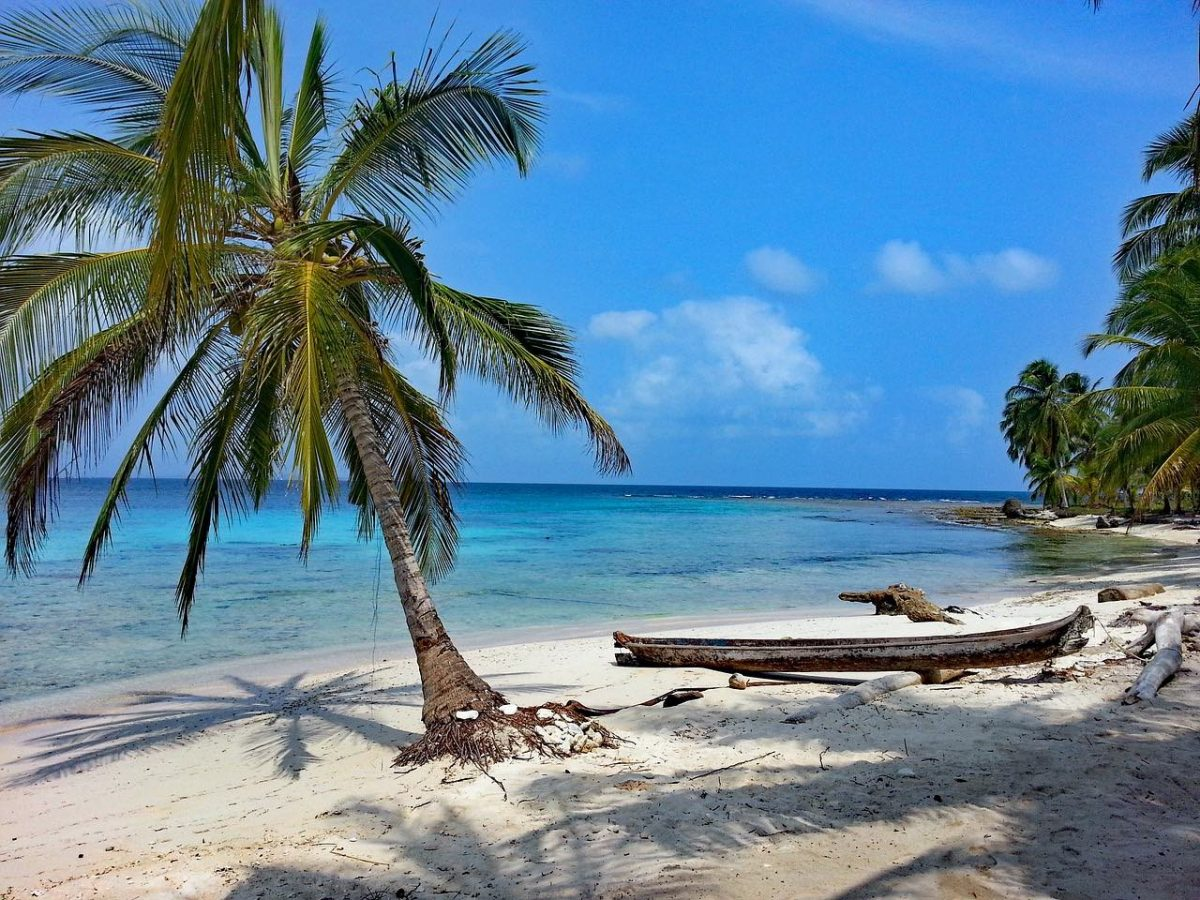 Devil's Islands San Blas Panama_PD