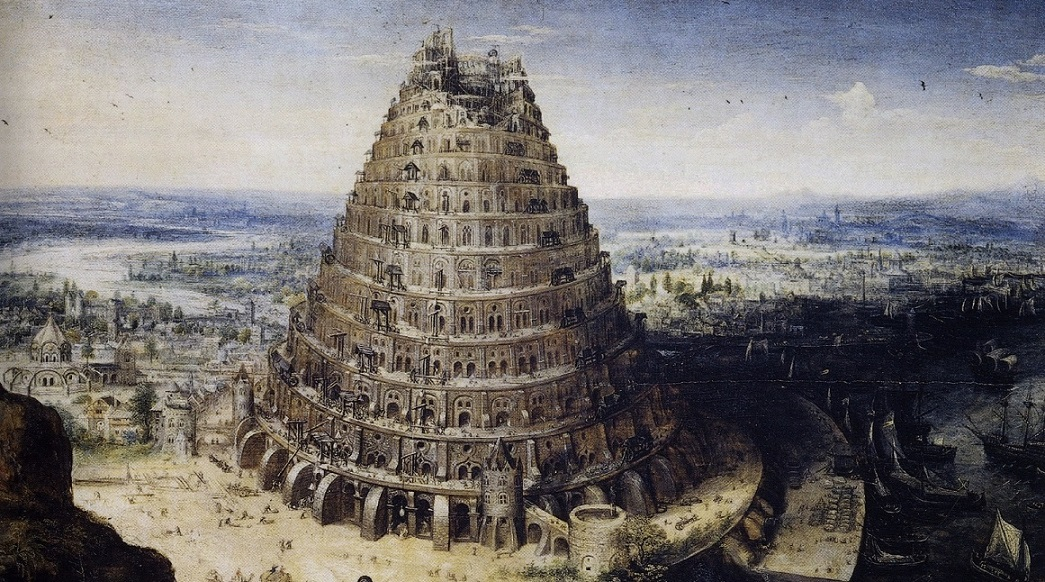 largest_ancient_city_Babylon_Tower_of_Babel