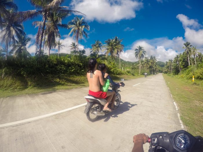 Transportation in Siargao