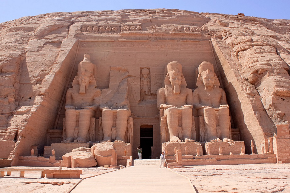 Archaeological Sites_Abu Simbel_Egypt
