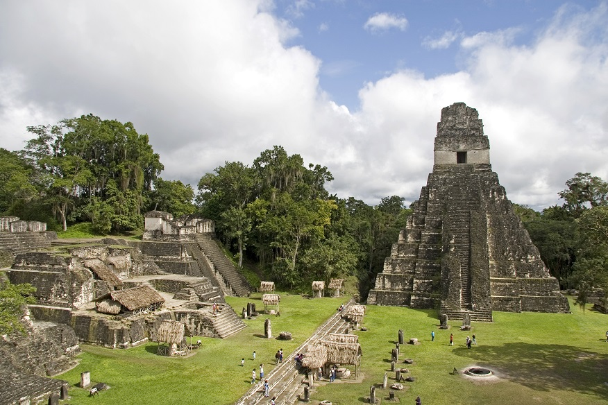 Archaeological Sites_Tikal_Guatemala