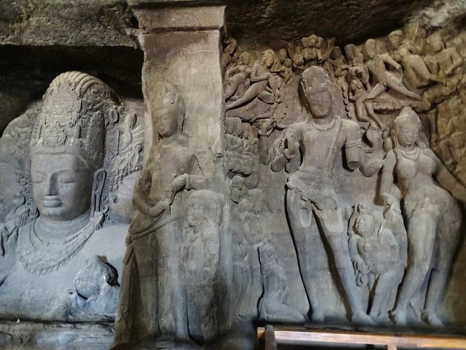Elephanta Island Elephanta Caves Mumbai India