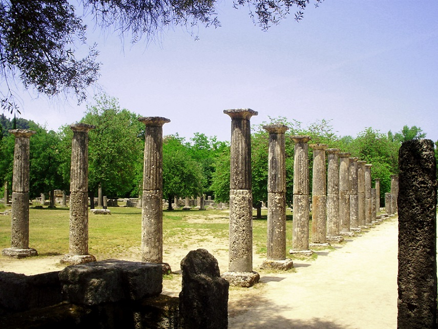 Ancient Olympia Greece_Archaeological Sites