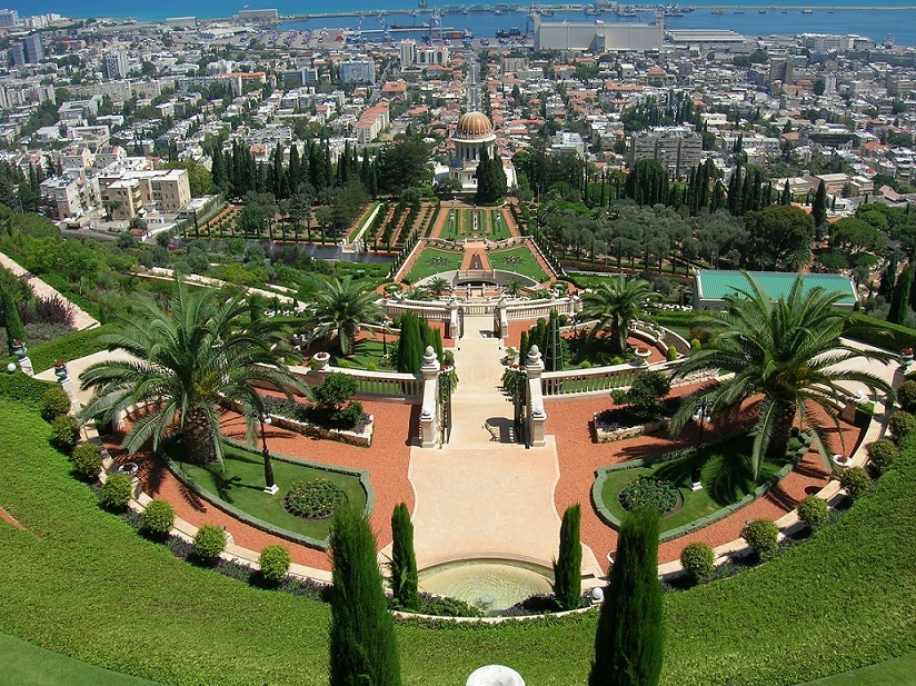 Haifa_Bahai_Gardens_Israel