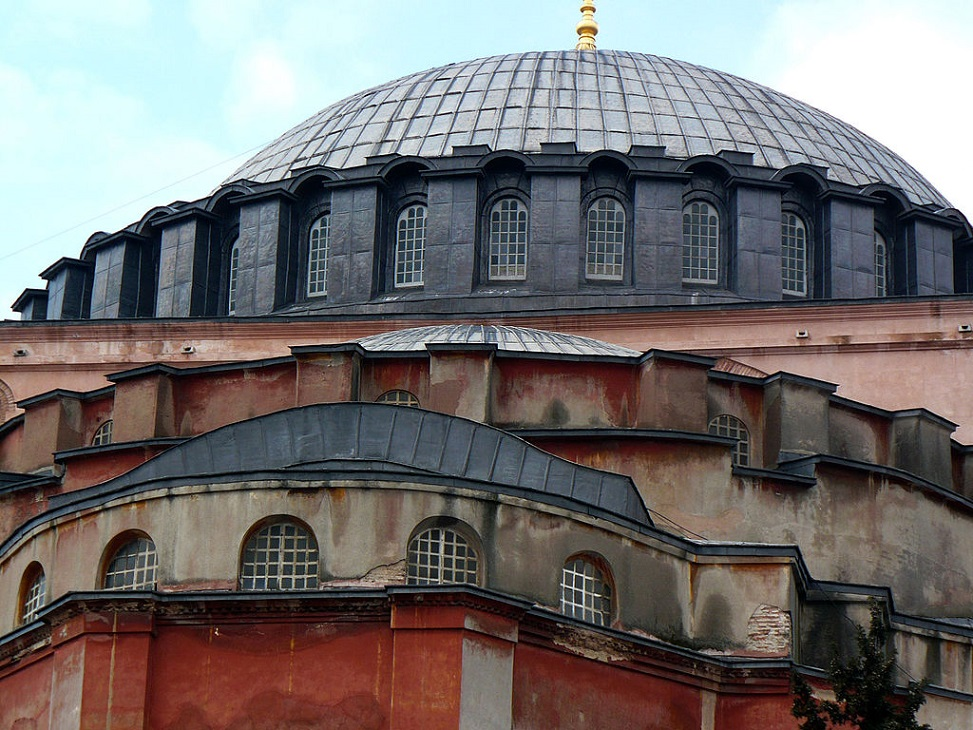 Istanbul_Hagia Sophia