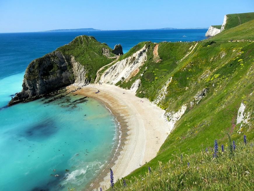 Jurassic Coast Southern England