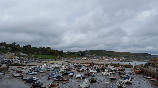Lyme Harbour