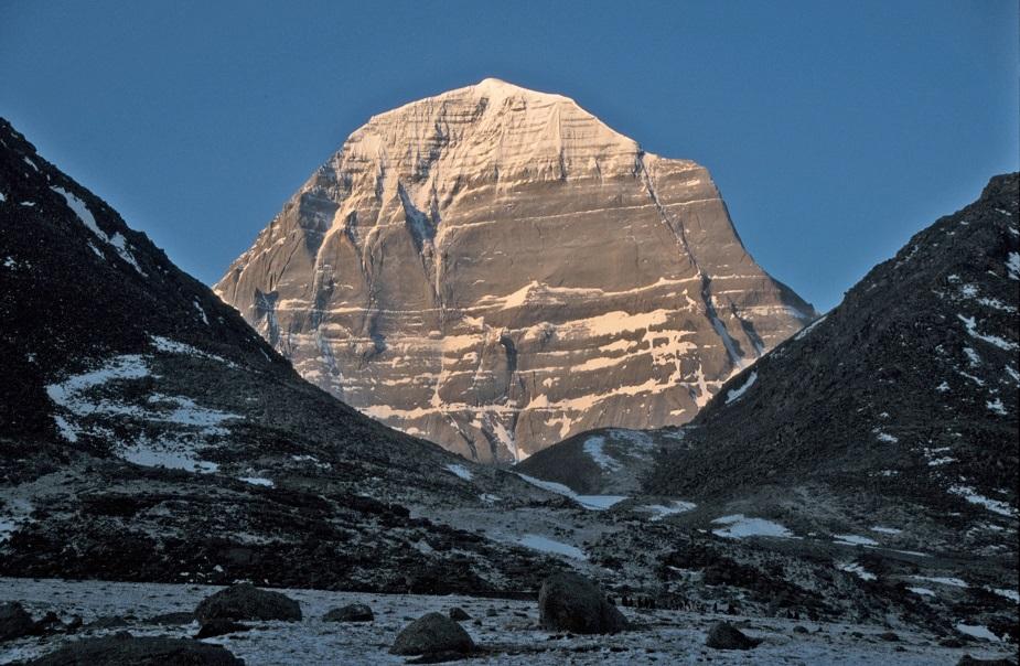 Mount Mt. Kailash_Tibet_Hindu Holy Site_Lands