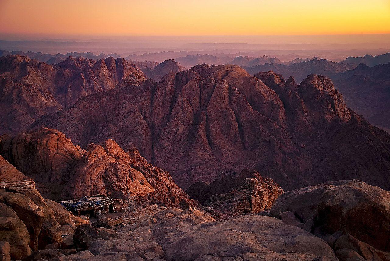 Mount Sinai_Moses_Mountain_Mount Moses