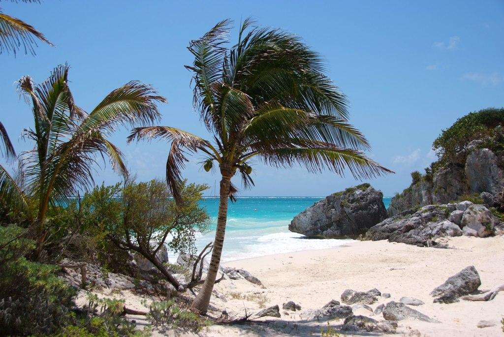 Playa del Carmen Playa beach Mexico