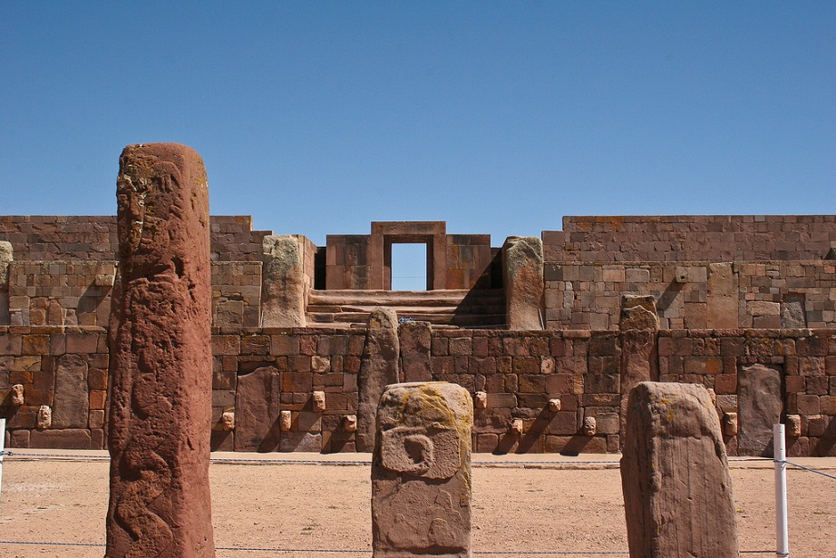 Tiwanaku Ruins Bolivia_Archaeological Sites_in South America