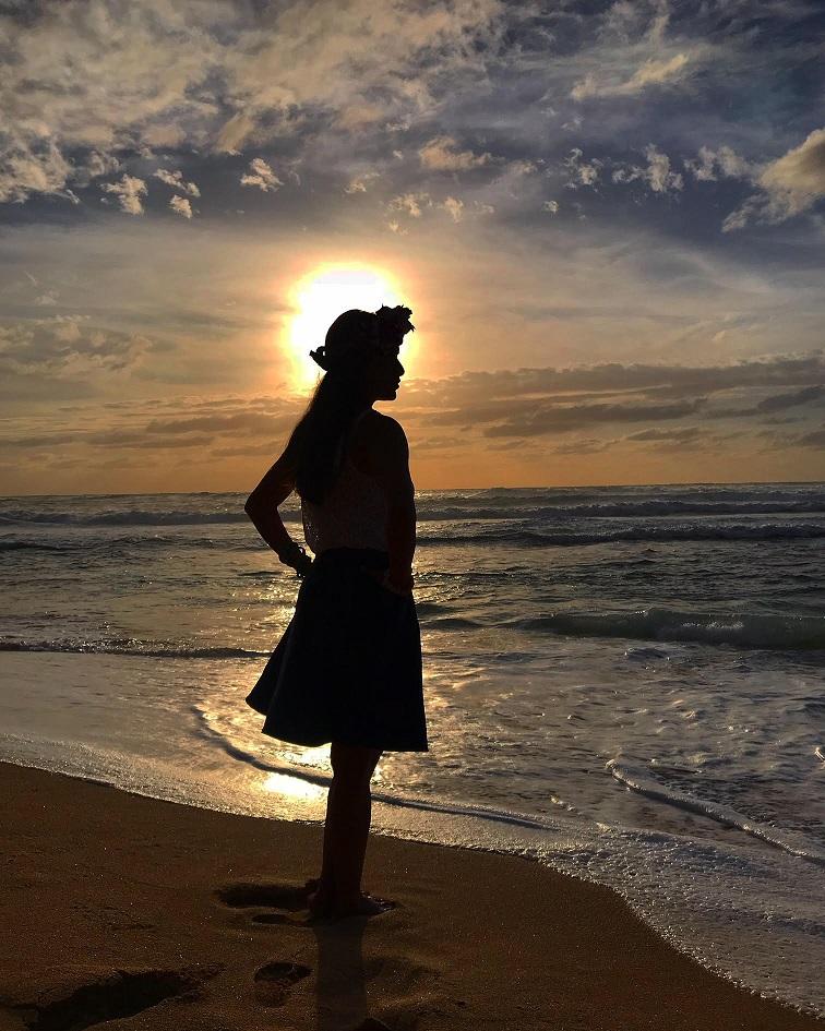 Neha Solo Girl Travel_Dramatic sunset_AOT