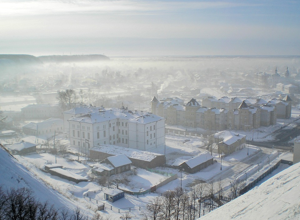 Siberia in winter. Siberia Travel Guide, things to do, see, visit in Siberia region of Russia.