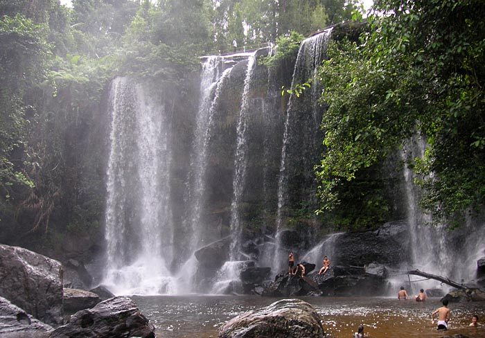 Phnom Kulen National Park, Siem Reap