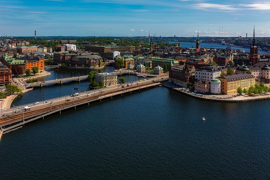 Stockholm city_Sweden_PD