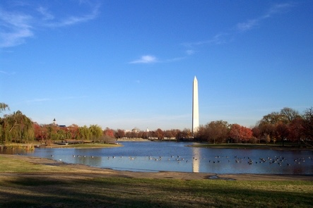 Constitution Gardens, District of Columbia