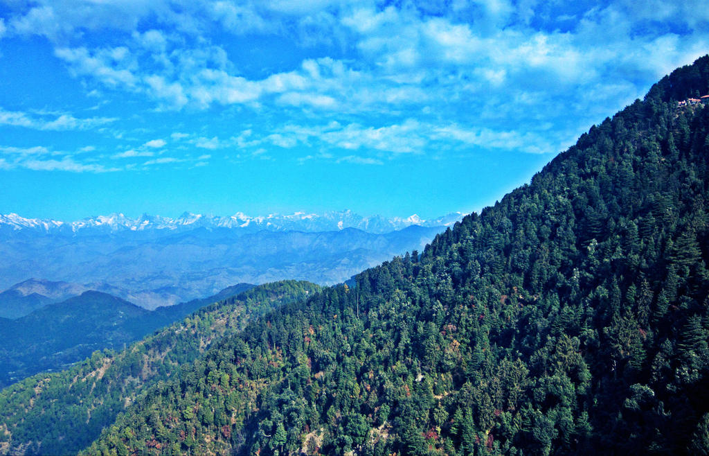 Dalhousie_View_india