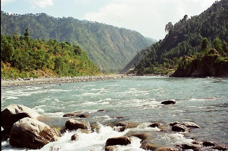 Ravi_River_Chamba_Himachal Pradesh
